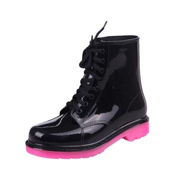 水鞋马丁雨鞋女yx-03