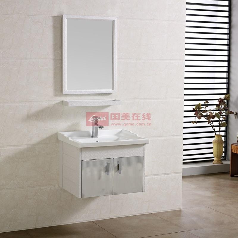 61cm防腐浴室柜组合欧式现代简约吊
