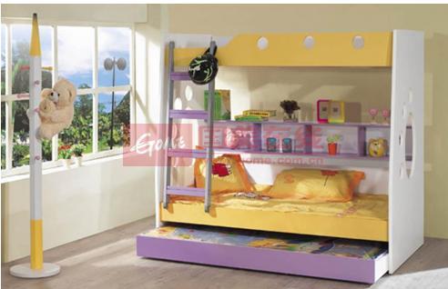 双层儿童床尺寸应该如何选择?