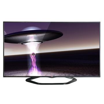 LG 55LA6200-CN 55英寸全高清3D智能LED电视(双核处理,超窄边框设计,IPS硬屏)6288元(可用200元券 即6088元包邮)