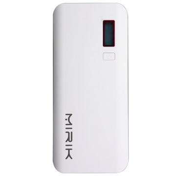 米瑞克(MIRIK)M10移动电源(白色)(10400mAh) ¥99