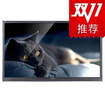 夏普LCD-46LX450A 46英寸全高清LED智能电视只卖 ¥3999,返券¥200